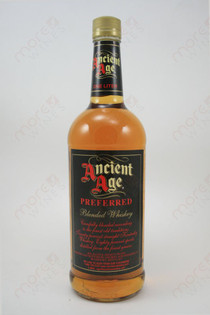 Ancient Age Perferred Blended Whiskey 1L