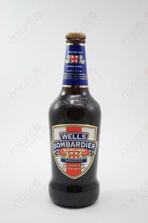 Wells Bombardier Ale