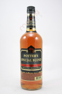 Potter's Special Blend Whiskey 1L