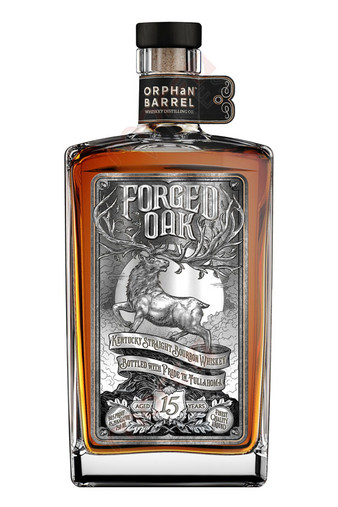 Orphan Barrel Forged Oak 15 Year Old Bourbon Whiskey 750ml