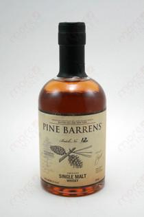 Pine Barrens Single Malt Whiskey 375ml