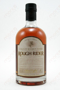 Rough Rider Straight Bourbon Whiskey 750ml