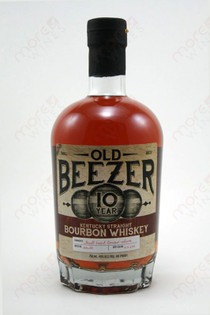 Old Beezer 10 Year Kentucky Straight Bourbon Whiskey 750ml