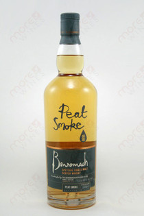 Benromach Speyside Single Malt Scotch Whiskey Peat Smoke 750ml