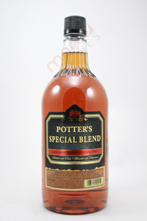 Potter's Special Blend Whiskey 1.75L