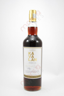 Kavalan Sherry Oak Single Malt Whisky 750ml