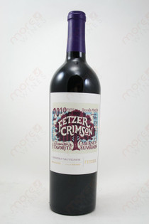 Fetzer Crimson Cabernet Sauvignon 2010 750ml