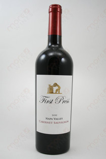 First Press Cabernet Sauvignon 2011 750ml