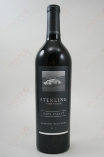 Sterling Napa Valley Cabernet Sauvignon 2011 750ml
