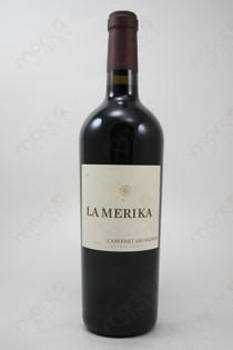 La Merika Cabernet Sauvignon 2012 750ml