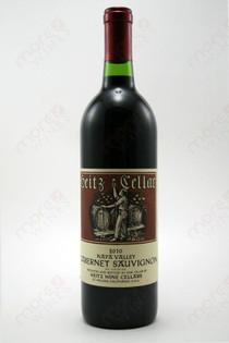 Heitz Cellar Cabernet Sauvignon 2010 750ml