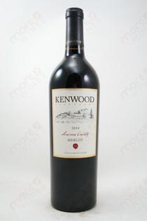 Kenwood Merlot 2010 750ml