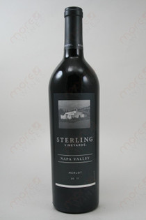 Sterling Napa Valley Merlot 2011 750ml