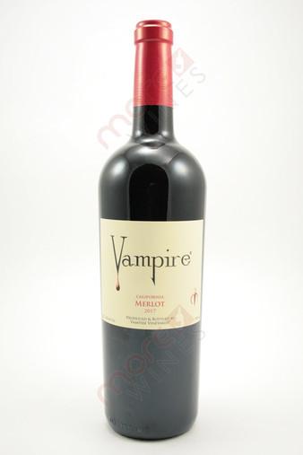 Vampire Merlot 750ml