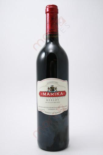 Marika Balatoni Merlot Dry Red 750ml