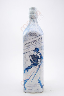 Johnnie Walker Game of Thrones - White Walker Limited Edition Blended Malt Whisky 750ml