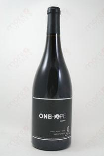 One Hope Pinot Noir Reserve 2009 750ml