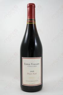Edna Valley Paragon Pinot Noir 2006 750ml