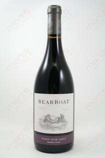 Bear Boat Sonoma Coast Pinot Noir 2007 750ml