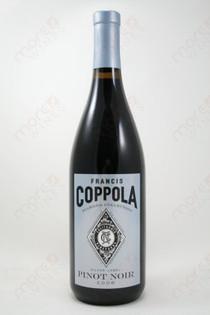 Francis Coppola Diamond Collection Silver Label Pinot Noir 2006 750ml