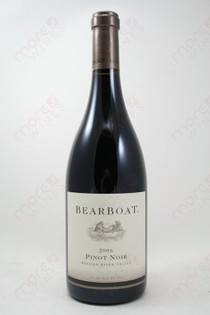 Bear Boat Russian River Valley Pinot Noir 2006 750ml