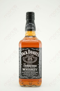 Jack Daniel's Tennessee Sour Mash Whiskey 750ml
