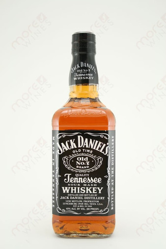 Jack Daniel's Tennessee Sour Mash Whiskey 750ml