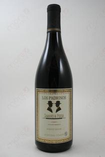 Los Padrinos Pinot Noir 2012 750ml