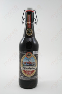 Moosbacher Schwarze Weisse Dark Wheat Beer