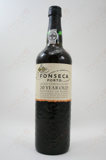 Fonseca 20 Year Old Porto 750ml