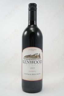 Kenwood Red Wine 2009 750ml
