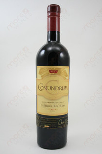 Conundrum Red Wine 2011 750ml