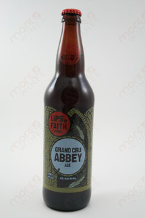 New Belgium Lips of Faith Grand Cru Abbey Ale