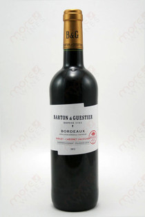 Barton & Guestier Bordeaux 750ml
