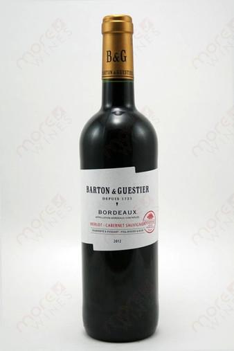 Barton & Guestier Bordeaux 750ml