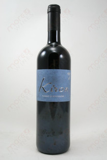 Kiron Dry Red Wine 2002 750ml