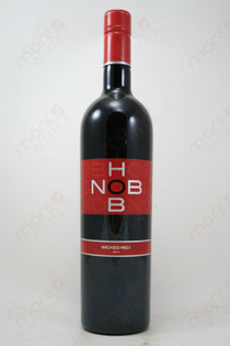 Hob Nob Wicked Red 750ml
