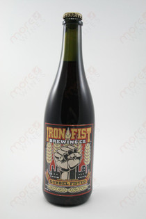 Iron Fist Dubbel Fisted Ale