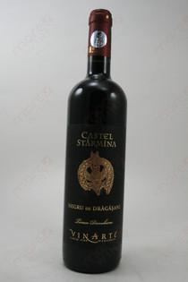 Castel Starmina Negru De Drarasani Dry Red Wine 2013 750ml