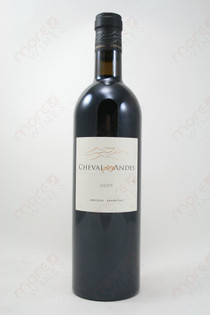 Cheval des Andes Red Blend 2007 750ml