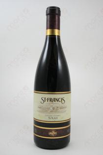 St. Francis Syrah 2003 750ml