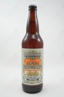 Bootlegger's Old World Hefeweizen