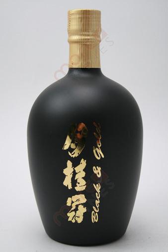 Gekkeikan Black and Gold Sake 750ml