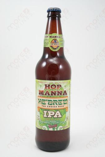 He'Brew Hop Manna IPA 22fl oz
