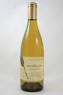 The Federalist Chardonnay 750ml