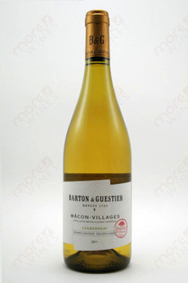 Barton & Guestier Macon-Villages Chardonnay 750ml