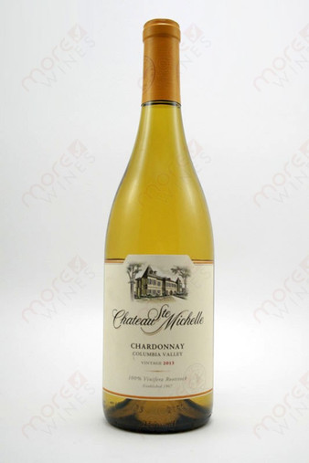 Chateau Ste Michelle Chardonnay 2013 750ml