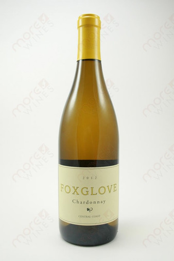 Foxglove Central Coast Chardonnay 2012 750ml