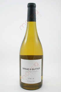 Bread & Butter California Chardonnay 2013 750ml