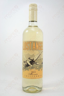 Lost Angel Moscato 2011 750ml